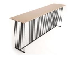 aparador-linhas-design-sala-de-estar-móveis-em-aço-pintado