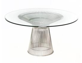 mesa-de-jantar-platner-warren-sala-moveis-moderno