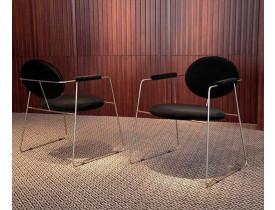 poltrona-anne-aço-estofada-moderna-industrial-design-luxo-moveis-loja-mesa-legno-laqueada-preta