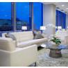 mesa-centro-platner-design-inox-sala-estar-sofá-poltrona-tapete
